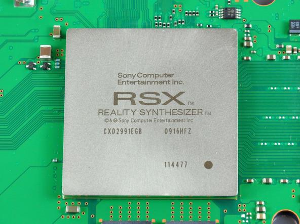 Как разобрать игровую консоль Sony PlayStation 3 Slim (54)
