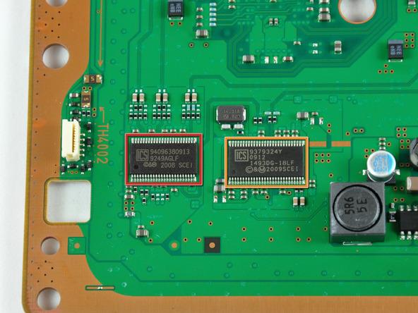 Как разобрать игровую консоль Sony PlayStation 3 Slim (58)