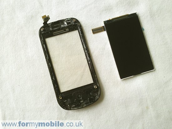 Как разобрать телефон Samsung Galaxy Apollo i5800 (10)