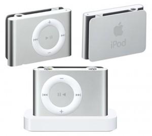 Как разобрать плеер Apple iPod Shuffle 2-го поколения