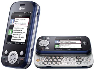 Как разобрать телефон LG KS365