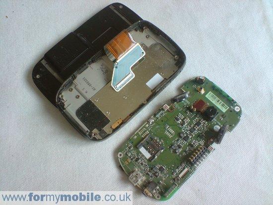 Как разобрать телефон O2 XDA Mini S (9)