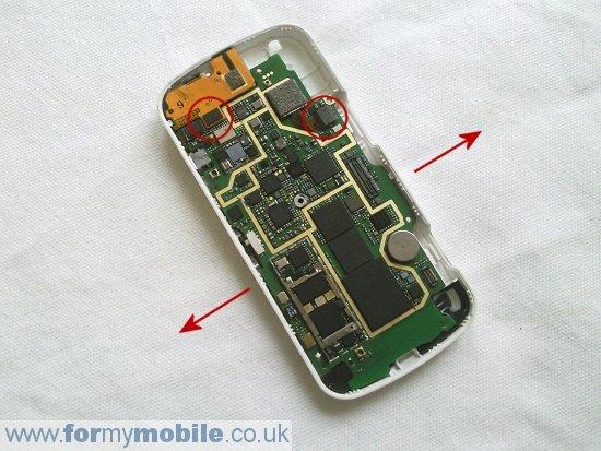 Как разобрать телефон Nokia N97 (20)