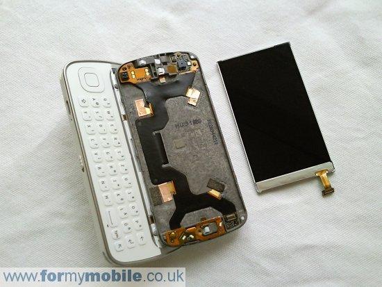 Как разобрать телефон Nokia N97 (8)