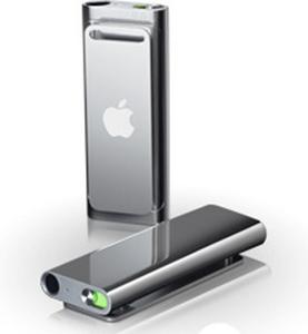 Как разобрать плеер Apple iPod Shuffle 3-го поколения (1)
