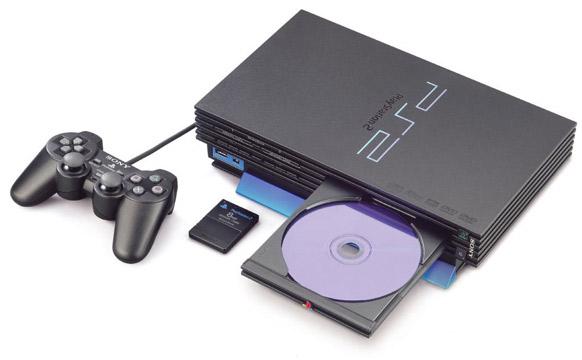 Как разобрать игровую консоль Sony PlayStation 2 (1)