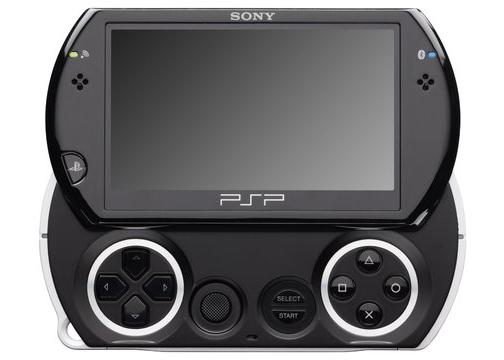 Как разобрать игровую консоль Sony PSP Go (1)