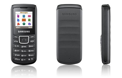 Как разобрать телефон Samsung E1100 (1)