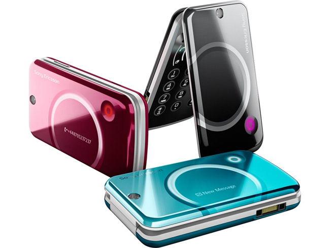 Как разобрать телефон Sony Ericsson T707 (1)