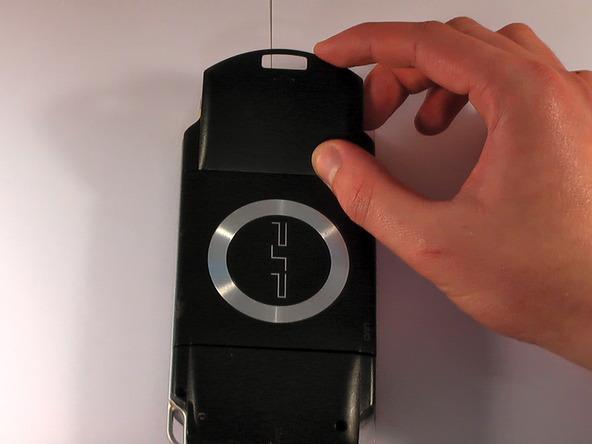 Как разобрать игровую консоль Sony PSP 1003 (4)
