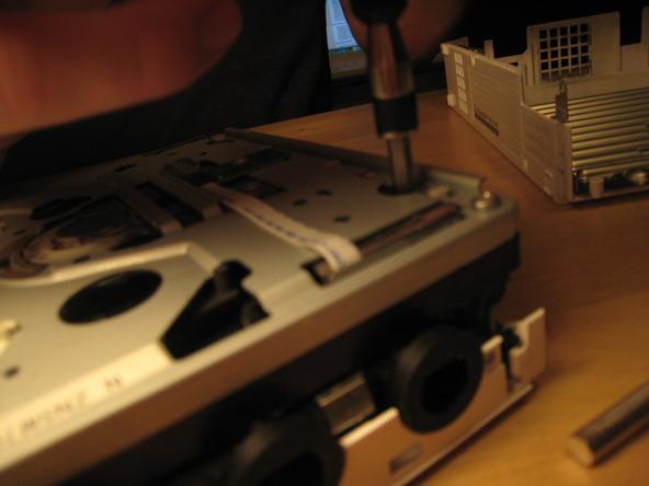 Как разобрать игровую консоль Nintendo Wii (27)