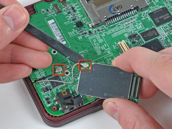 Как разобрать игровую консоль Nintendo DSi XL (14)