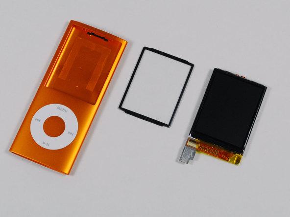 Как разобрать плеер Apple iPod Nano 4-го поколения (11)