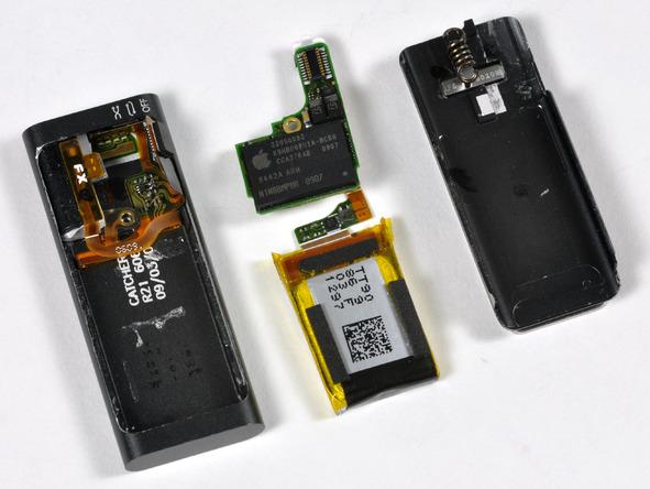 Как разобрать плеер Apple iPod Shuffle 3-го поколения (16)