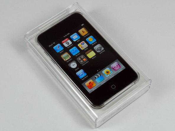 Как разобрать плеер Apple iPod Touch 2-го поколения (2)