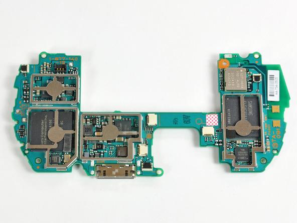 Как разобрать игровую консоль Sony PSP Go (27)