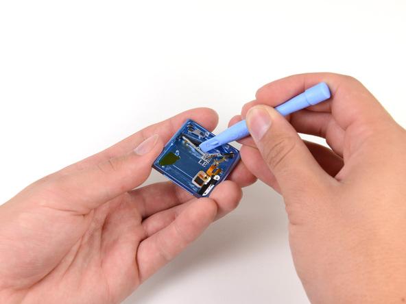 Как разобрать плеер Apple iPod Nano 6-го поколения 2011 года (22)