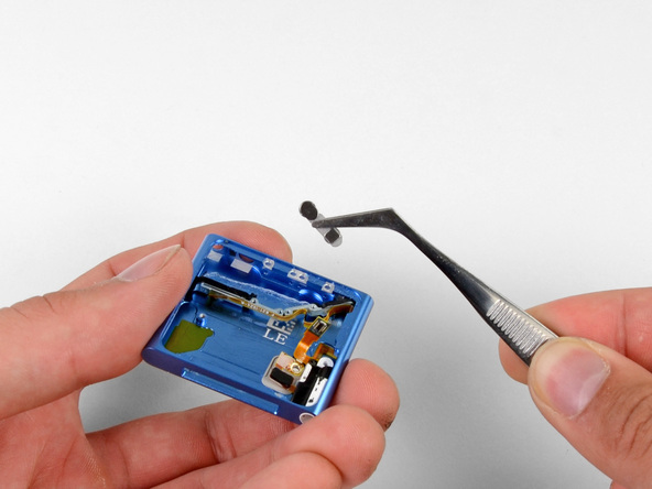 Как разобрать плеер Apple iPod Nano 6-го поколения 2011 года (23)