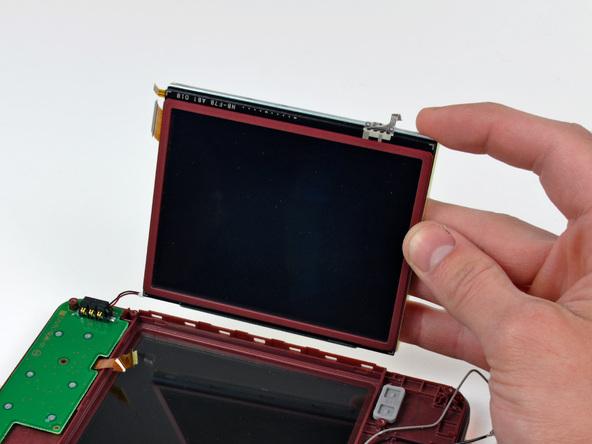 Как разобрать игровую консоль Nintendo DSi XL (18)