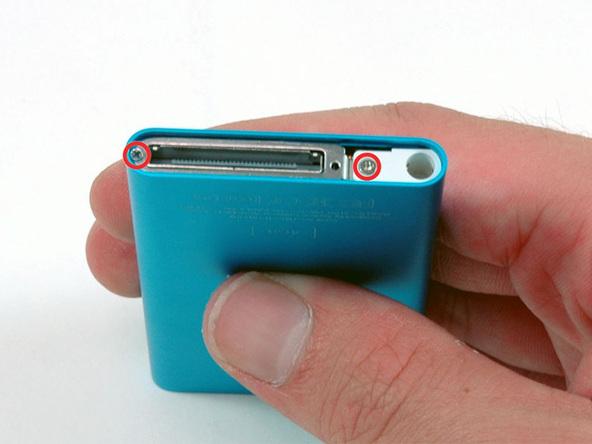 Как разобрать плеер Apple iPod Nano 2-го поколения (14)