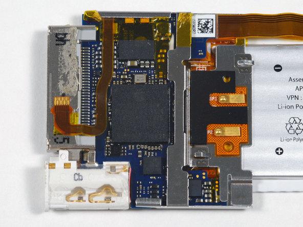 Как разобрать плеер Apple iPod Nano 4-го поколения (13)