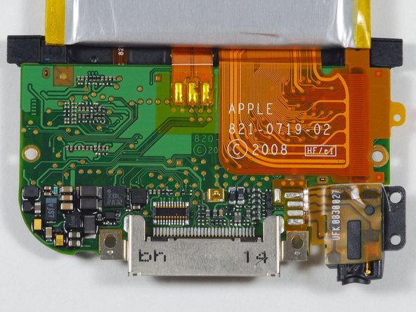 Как разобрать плеер Apple iPod Touch 2-го поколения (14)