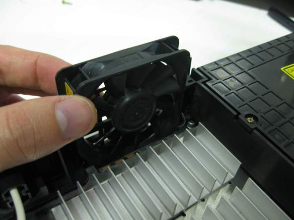 Как разобрать игровую консоль Sony PlayStation 2 (29)