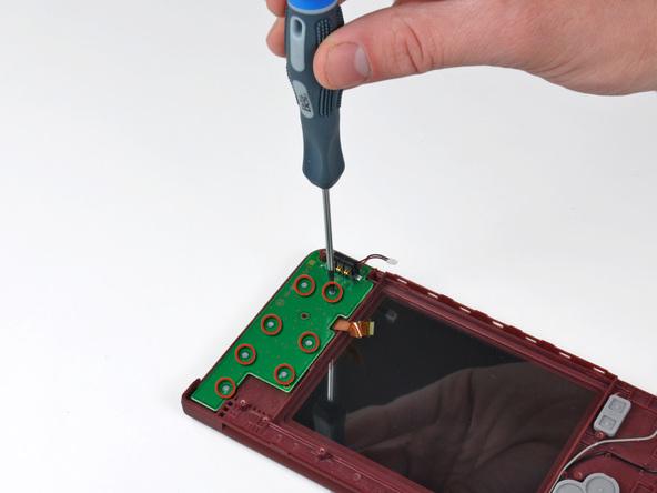 Как разобрать игровую консоль Nintendo DSi XL (19)