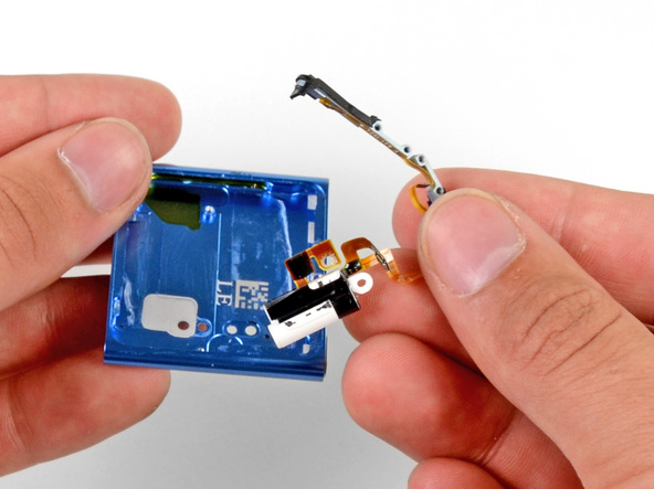 Как разобрать плеер Apple iPod Nano 6-го поколения 2011 года (25)