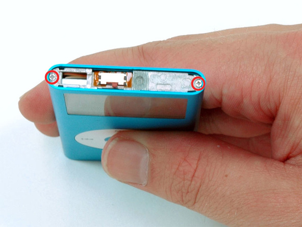 Как разобрать плеер Apple iPod Nano 2-го поколения (15)