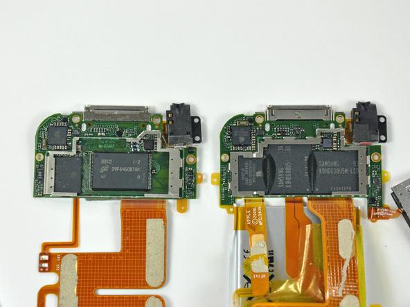 Как разобрать плеер Apple iPod Touch 3-го поколения (21)