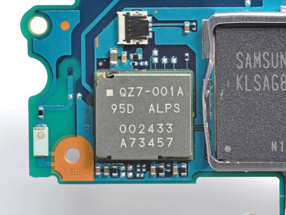 Как разобрать игровую консоль Sony PSP Go (32)