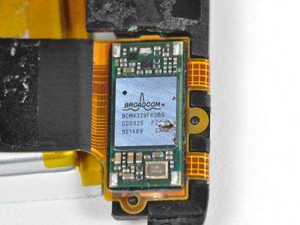 Как разобрать плеер Apple iPod Touch 3-го поколения (23)