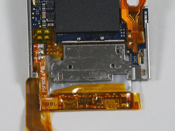 Как разобрать плеер Apple iPod Nano 4-го поколения (15)