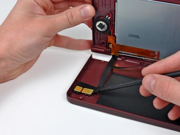 Как разобрать игровую консоль Nintendo DSi XL (23)