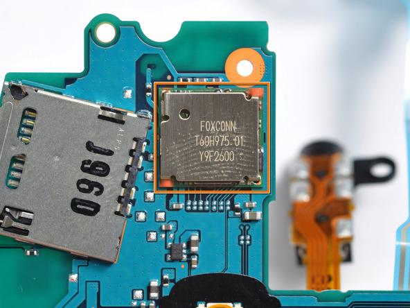 Как разобрать игровую консоль Sony PSP Go (35)