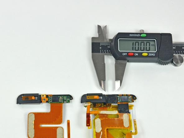 Как разобрать плеер Apple iPod Touch 3-го поколения (26)