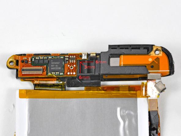 Как разобрать плеер Apple iPod Touch 3-го поколения (27)