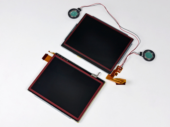 Как разобрать игровую консоль Nintendo DSi XL (28)