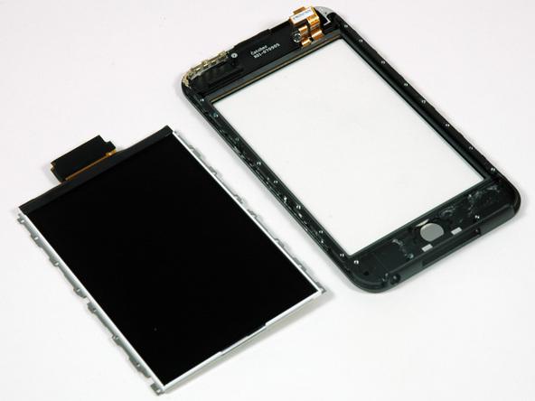 Как разобрать плеер Apple iPod Touch 1-го поколения (20)