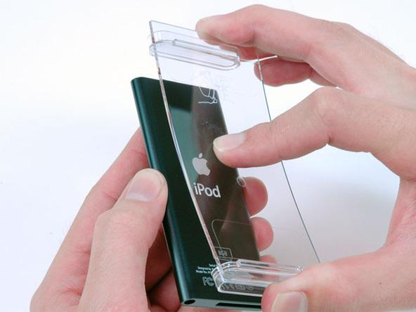 Как разобрать плеер Apple iPod Nano 2-го поколения (4)