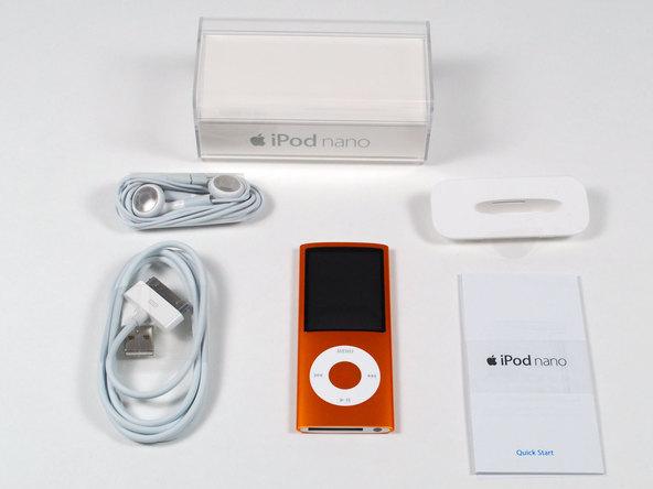 Как разобрать плеер Apple iPod Nano 4-го поколения (3)
