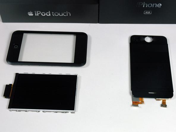 Как разобрать плеер Apple iPod Touch 1-го поколения (22)
