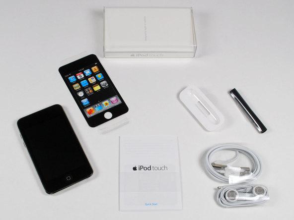 Как разобрать плеер Apple iPod Touch 2-го поколения (3)
