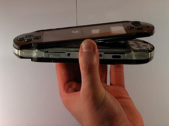 Как разобрать игровую консоль Sony PSP 1003 (8)