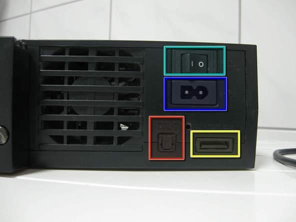 Как разобрать игровую консоль Sony PlayStation 2 (8)