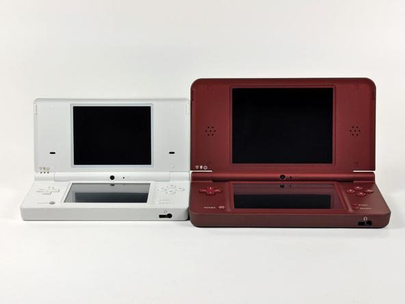 Как разобрать игровую консоль Nintendo DSi XL (4)