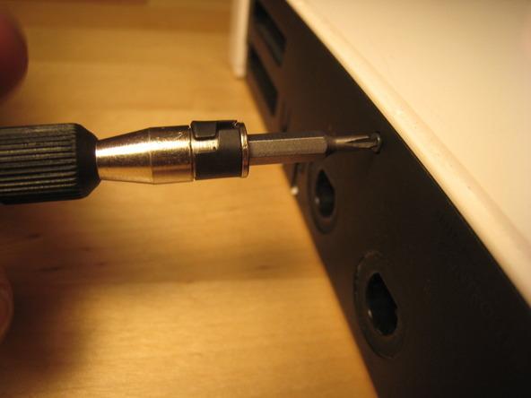Как разобрать игровую консоль Nintendo Wii (9)