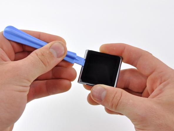 Как разобрать плеер Apple iPod Nano 6-го поколения (9)