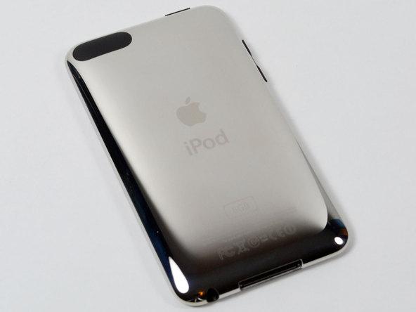Как разобрать плеер Apple iPod Touch 2-го поколения (4)